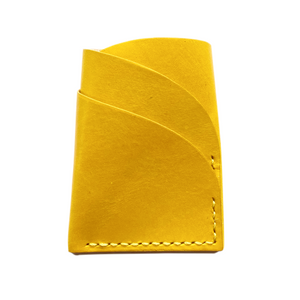 Canyon Wallet ~ Canary Yellow