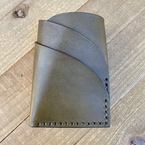 Canyon Wallet ~ Olive