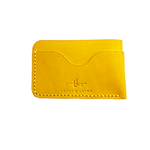 Peak Wallet ~ Canary Yellow