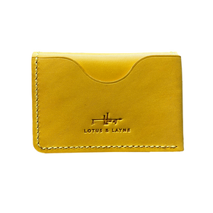 Buffalo Wallet 2.0 ~ Canary Yellow