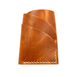 Canyon Wallet ~ English Tan