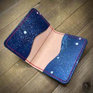 Bifold Wallet ~ Outer Space