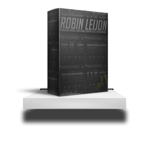 Drums of Prey vol. 1 - Robin Leijon
