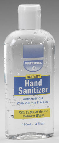 Hand Sanitizer Bottle