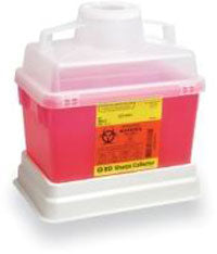 Stabilizer f/Sharps Collector