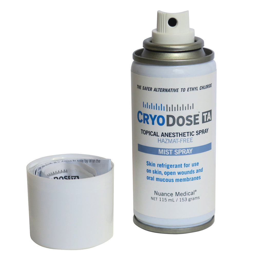 CryoDose TA Mist Spray Can