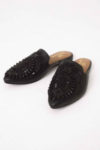Shoes Flat Black