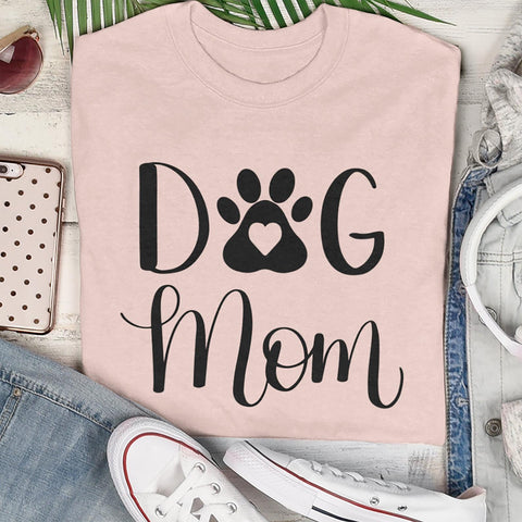 Cut File - Dog Mom