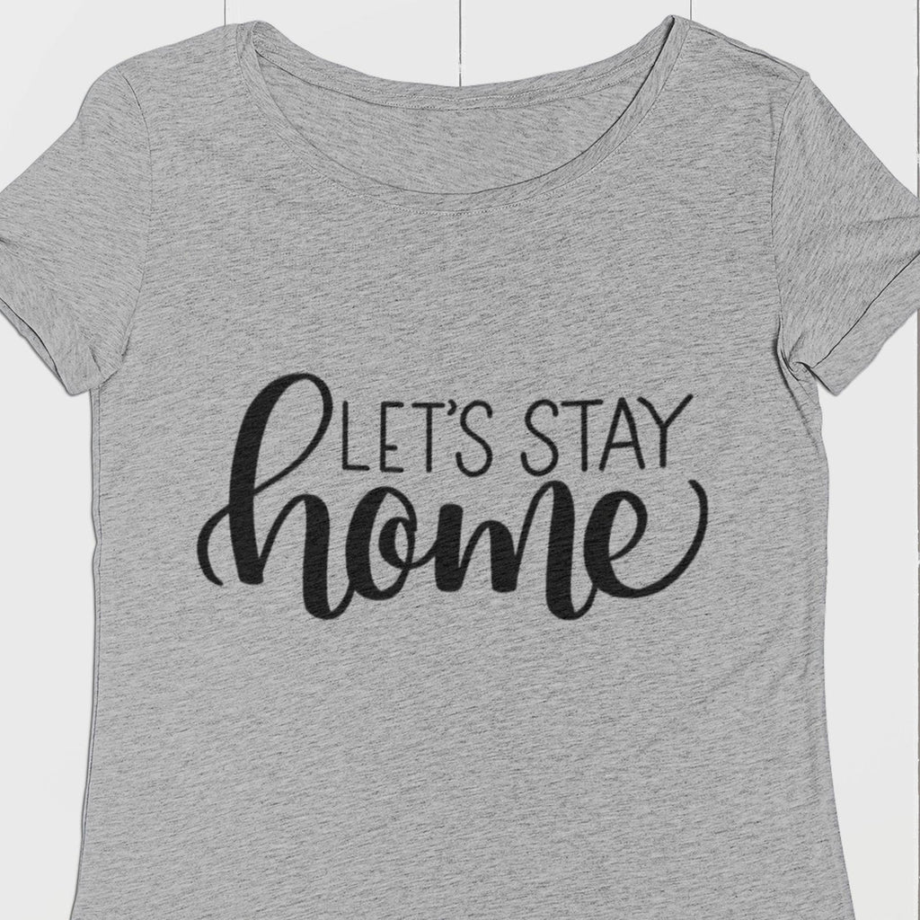 let's stay home cut file