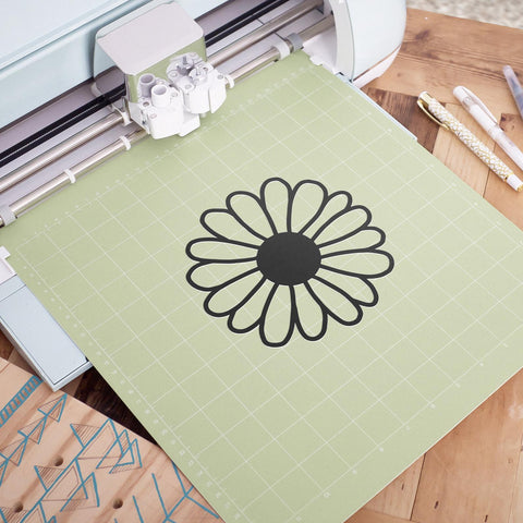 daisy cut file for cricut