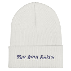 The New Retro Racer Beanie
