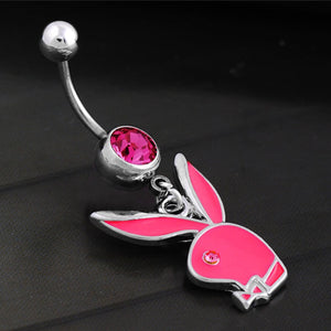 House Bunny Navel Ring