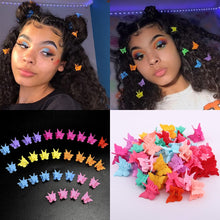 Fly Girl Butterfly Hair Clips