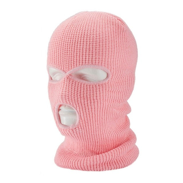 *Exclusive* Pretty Gang Ski Mask