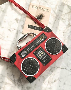 Breakdance Boombox Bag