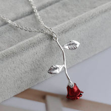 Divinity Rose Necklace
