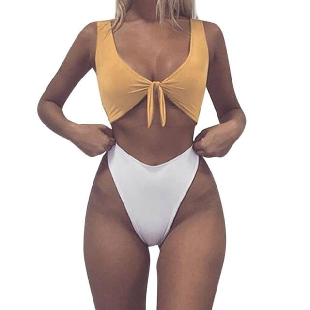 'Saint Tropez' Bikini Swim Set (2-Pieces)