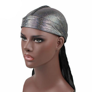 Slippery Holographic Durag