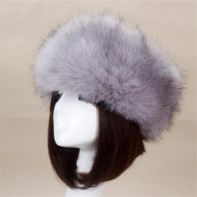 Classic Hollywood Faux Fur Headband (Original)