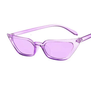 'Candy Ice' Cat Eye Sunglasses