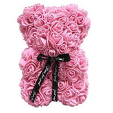 Mini Rose Bear 25cm