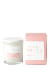 Palm Beach White Rose & Jasmine Candle 420g