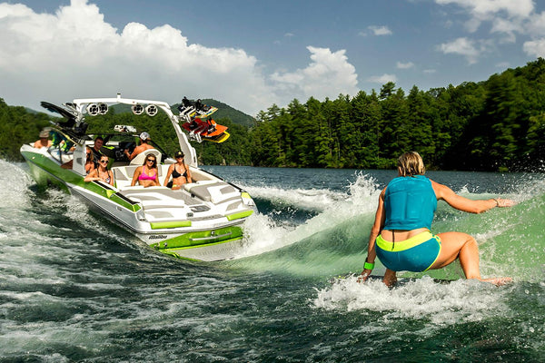Used Wakesurfing Boats