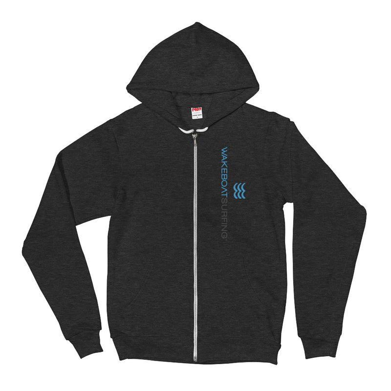 WakeBoatSurfing Hoodie sweater