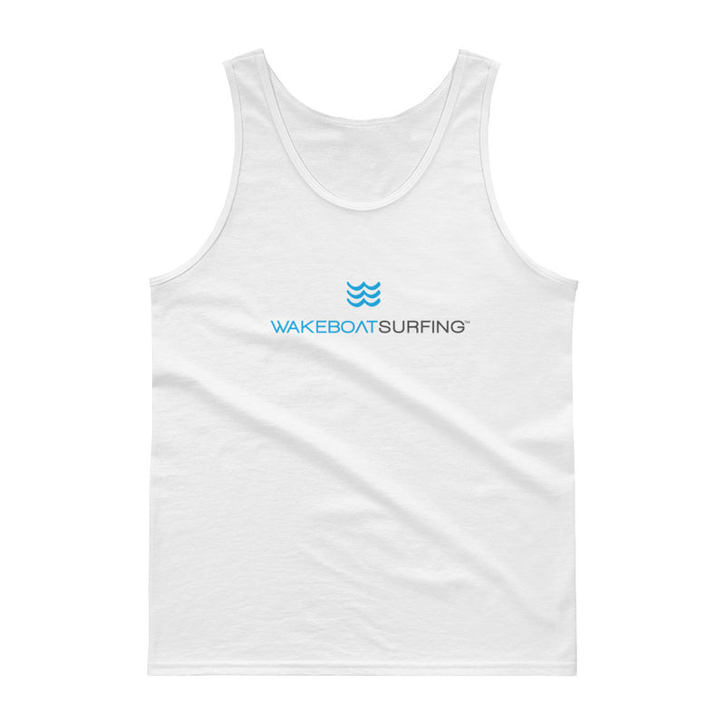 WakeBoatSurfing Tank Top