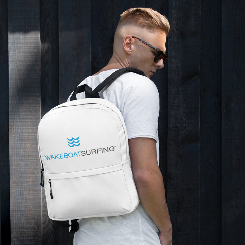 WakeBoatSurfing Backpack
