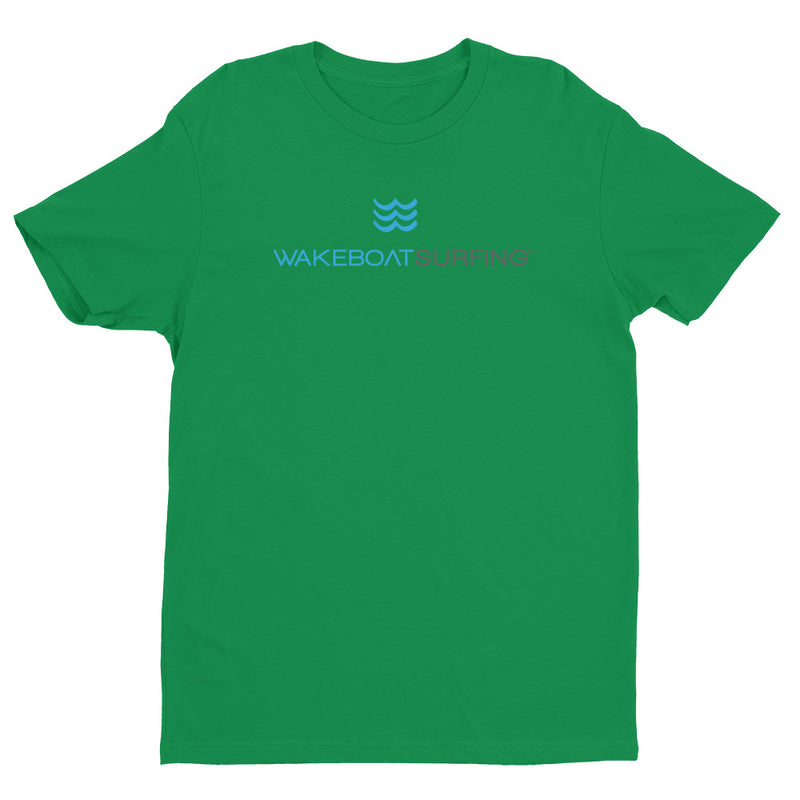 WakeBoatSurfing Short Sleeve T-shirt