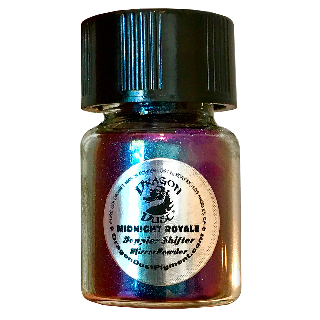 MIDNIGHT ROYALE Doppler Shifter :: Color Shifting :: Mirror Powder