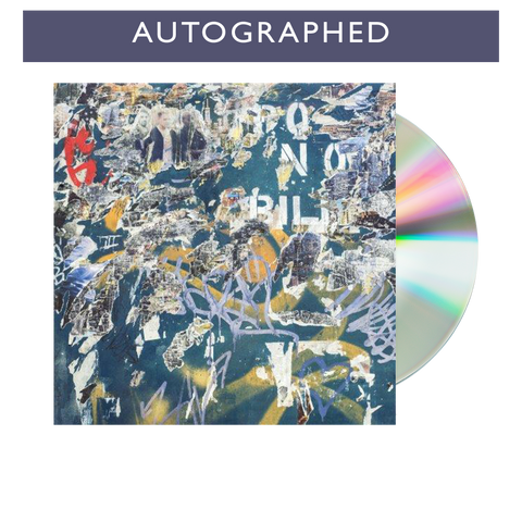 """Cold Heart"" CD - Autographed"