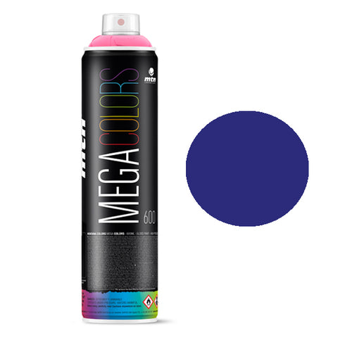 MTN Mega 600ml - Anonymous Violet RV-216 - AllCity NZ - Spray Paint NZ