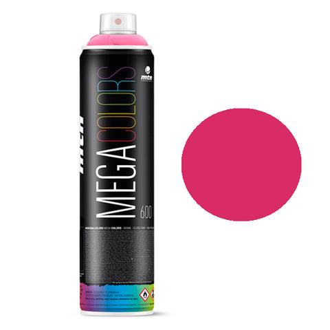 Mega 600ml - Magenta RV-4010 - AllCity NZ