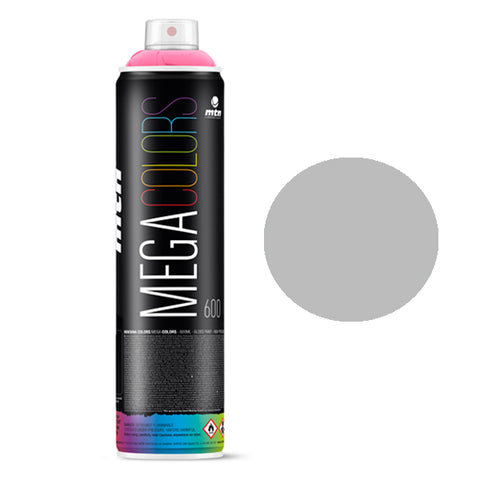 Mega 600ml - Pearl Grey RV-7040 - AllCity NZ