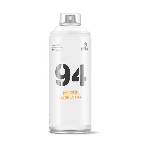MTN 94 400ml Espectro Semitransparent Air White - AllCity NZ - Spray Paint NZ
