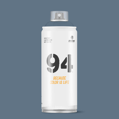 MTN 94 400ml - Chernobyl Grey RV-309 - AllCity NZ - Spray Paint NZ