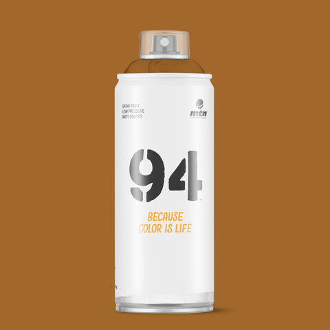 MTN 94 400ml - Chiapas Brown RV-97 - AllCity NZ - Spray Paint NZ