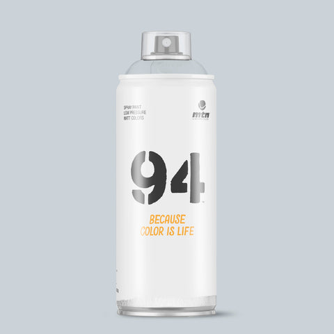 MTN 94 400ml - Cloud Grey RV-305 - AllCity NZ - Spray Paint NZ