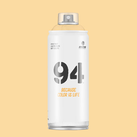 MTN 94 400ml - Dalai Orange RV-102 - AllCity NZ - Spray Paint NZ