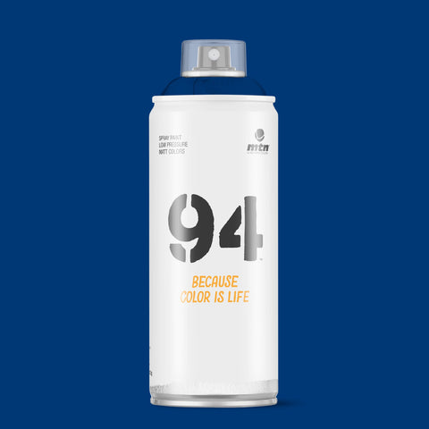 MTN 94 400ml - Dark Blue RV-5005 - AllCity NZ - Spray Paint NZ