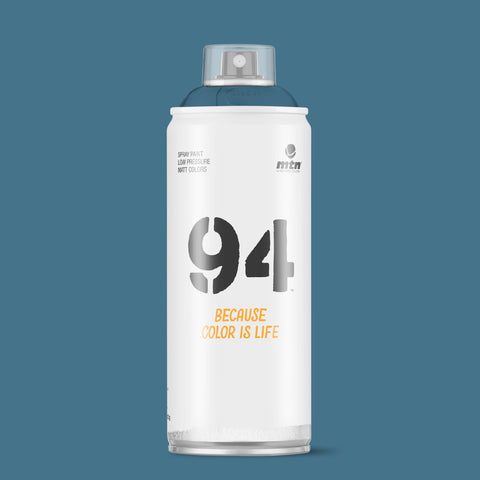 MTN 94 400ml - Eureka Blue RV-160 - AllCity NZ - Spray Paint NZ