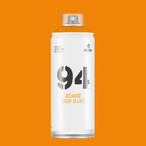 MTN 94 400ml - Lava Orange RV-106 - AllCity NZ - Spray Paint NZ