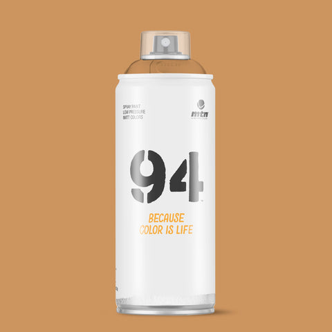 MTN 94 400ml - Montserrat Brown  RV-96 - AllCity NZ - Spray Paint NZ