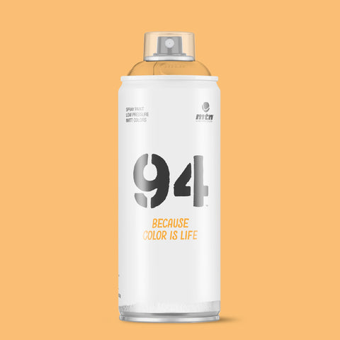 MTN 94 400ml - Peach RV-1017 - AllCity NZ - Spray Paint NZ