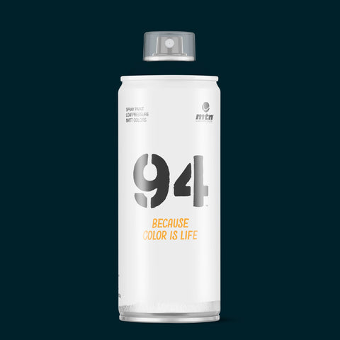 MTN 94 400ml - Poseydon Blue RV-163 - AllCity NZ - Spray Paint NZ