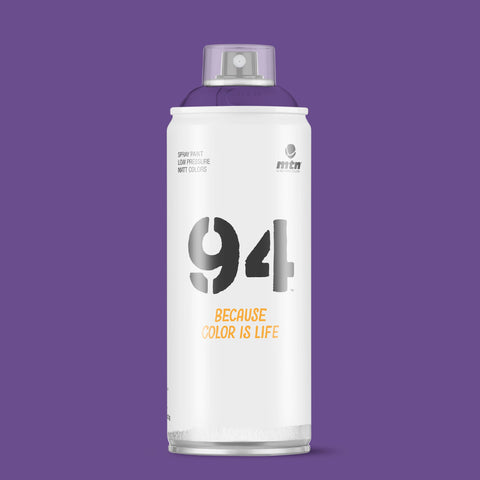 MTN 94 400ml - Ultraviolet RV-173 - AllCity NZ - Spray Paint NZ