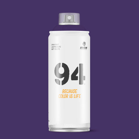 MTN 94 400ml - Venus Violet RV-174 - AllCity NZ - Spray Paint NZ