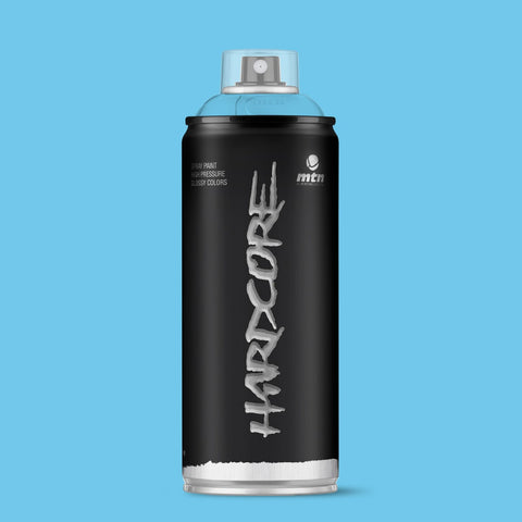 MTN Hardcore 400ml - Arctic Blue RV-29 - AllCity NZ - Spray Paint NZ